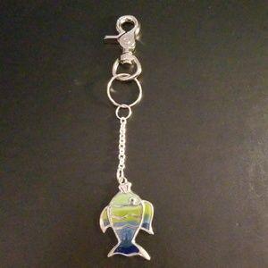 Accessories - Fish Key Chain
